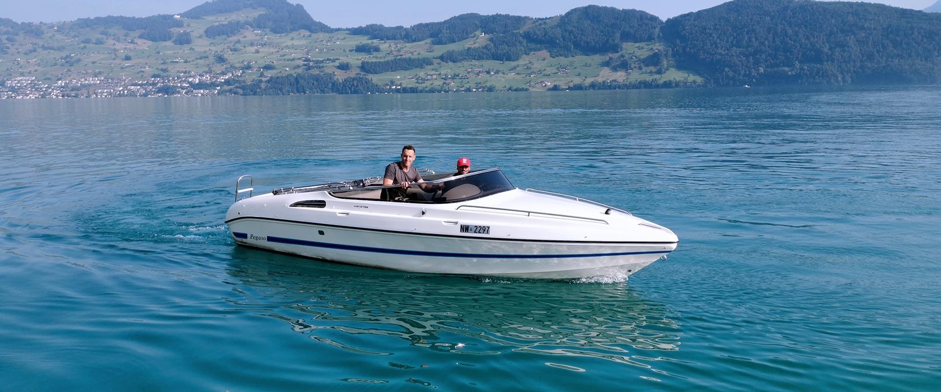 boat4fun-vierwaldstaettersee